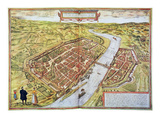 Frankfurt  Germany  1572