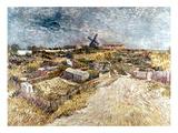 Van Gogh: Gardens  1887