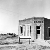Closed Bank  1936