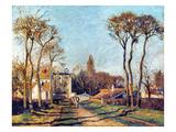 Pissarro: Voisins  1872