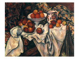 Cezanne: Still Life  C1899