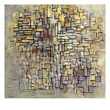 Mondrian: Composition, 1913 Giclée par Piet Mondrian