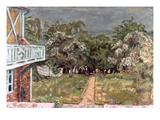 Bonnard: Balcony  1909-10