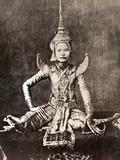 Siam: Dancer  C1870