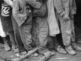 Flood Refugees  1937