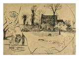 Gauguin: Pont-Aven  C1888