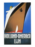 Dutch Travel Poster  1932