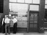 Employment Bureau  1937