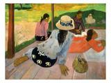 Gauguin: Siesta  1891