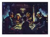 Van Gogh: Potato-Eaters