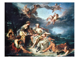 Boucher: Abduction/Europa