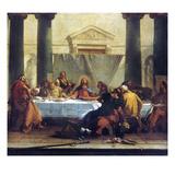 GB Tiepolo: Last Supper