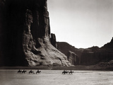 Navajos: Canyon De Chelly  1904