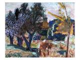 Bonnard: Landscape  1924