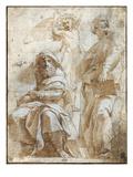 Raphael: Study  C1510