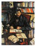 Cezanne: Geffroy  1895-96