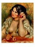 Renoir: Gabrielle  1911