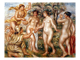 Renoir: Judgment Of Paris