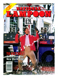 National Lampoon  April 1991 - Celebrating the New World Order