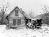 Oldsmobile Ad  1920