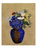Redon: Vase Of Flowers