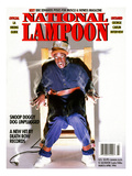 National Lampoon  March and April 1994 - A New Hit By Death Row Records