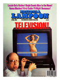 National Lampoon  April 1988 - Television