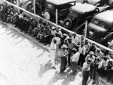 Memphis: Unemployed  1938