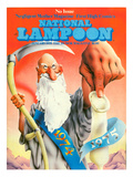 National Lampoon  January 1975 - No Issue