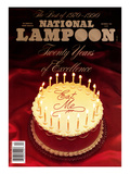 National Lampoon  December 1990 - Twenty Years of Excellence: Eat Me