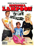 National Lampoon  November 1980 - Inside: Your Parents Having Sex  Punk Thanksgiving