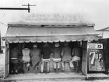 Texas: Luncheonette  1939