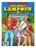 National Lampoon  October 1986 - Back to School