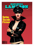 National Lampoon  February 1978 - Spring Fascism Preview