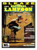 National Lampoon  September 1986 - Sleaze