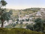 Mount Of Olives  C1900