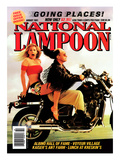National Lampoon  August 1991 - Going Places