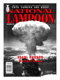 National Lampoon  December 1991 - Pearl Harbor: Nor Hard Feelings