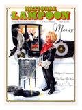 National Lampoon  December 1975 - Money  Peeing on the Men Working Below