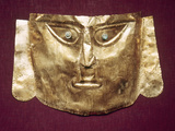Peru: Chimu Gold Mask