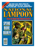 National Lampoon  May 1991 - Spend More Money