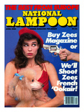 National Lampoon  April 1985 - The Best From Euope