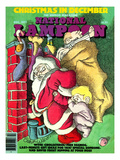 National Lampoon  December 1977 - Christmas in December