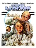 National Lampoon  November 1970 - Nostalgia  a Hippie Haircut
