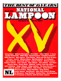 National Lampoon  March 1985 - The Best of 15 Years