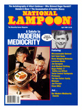 National Lampoon  April 1989 - Modern Mediocrity