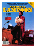 National Lampoon  March 1991 - It's Gaucho!