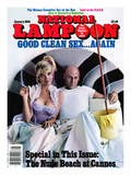 National Lampoon  January 1986 - Good Mr Clean Sex … Again