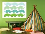 Green Elephant Family