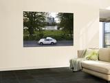 1970's Porsche 911  Riverside Park  Frankfurt-Am-Main  Hessen  Germany